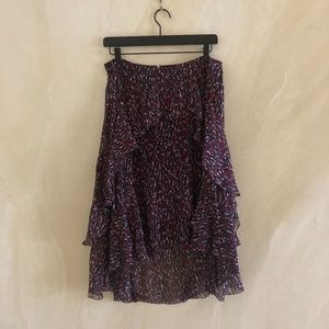 Joie Ruffle Skirt Size 6